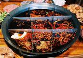 吃个二火锅规矩也还多,排队的还居然都是本地人!