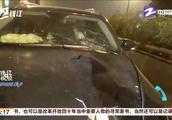 杭州一越野车凌晨撞上护栏扎入驾驶室 最终抢救无效