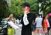 北京电影学院今日开学 高颜值新生报到