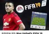 曼联球员FIFA19评分:德赫亚91分最高,新增5大传奇90+