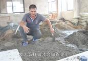 铺砖时找平沙子放多厚在合适,装修师傅带你现场操作