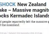 地震周期来了!专家:新西兰将发生8.1级大地震,海啸威胁袭来!