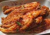 纯素食韩式辣白菜怎么做