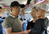 3岁男童跌落高铁站台,危难时刻焦作俩公务员沉着施救
