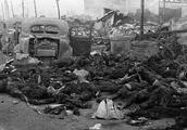 日本冲绳岛战役,日本人都多变态,竟然让中学生去当炮灰
