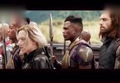 《复仇者联盟3:无限战争》复仇者联盟:英雄时刻剪辑,大饱眼福