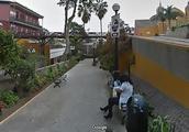 """男子用谷歌街景地图发现妻子出轨""""铁证"""""""