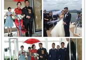 祝福!陈展鹏和TVB小花结婚,从接新娘到海上行礼全过程曝光!