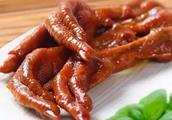 家常凤爪虾干锅的5分极速11选5