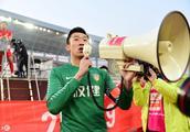 2018年11月11日,天津,2018中超联赛第30轮,天津权健VS上海上港