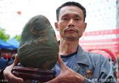 10张民间精品奇石图,大自然鬼斧神工打造,6图值1000万天价吗?