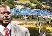 奥尼尔正在降价处理他位于奥兰多的豪宅