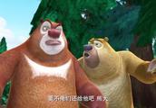 熊出没:在一番争斗之后,光头强终于从动物们手中讨回旧玩具