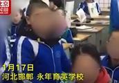 """学生迟到就强制剃头,老师说这是从""""头""""做起,但看着像羞辱人"""