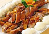 十大名菜:它,有北京烤鸭的芳香,亦有南京板鸭的鲜嫩!