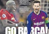 皇马名记毒奶:梅西隐身!曼联淘汰巴萨!球迷的评论一针见血