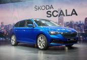 或2019年上市,全新斯柯达Scala车型,对标高尔夫、福克斯!