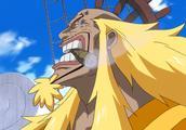 海贼王:金狮子为什么要毁灭东海?原因与海贼王罗杰有关