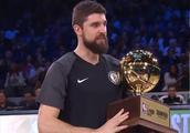 2019年NBA全明星三分球大赛冠军是谁?可惜库里没有夺冠。