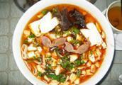 十三朝古都传统美食,羊肉泡馍,一同走进古长安的记忆