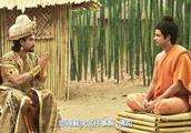摩揭陀王的手下提出了新的疑问,他只好请求佛陀为他解答疑惑