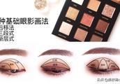 基础眼妆教程:新手小白也会觉得简单的三种日常眼影画法