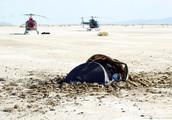 NASA:一架外太空飞碟被直升机追逐后坠毁沙漠,但不涉及外星人!