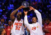 NBA全明星5大感人瞬间:OK组合一笑泯恩仇,威少KD相逢还是好兄弟