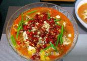 寒冷的冬天,有这一锅热气腾腾的豆花鱼,让你多吃2碗饭,学起来