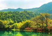 文县天池 距九寨沟只有164公里