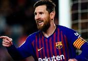 梅西又踢疯了 2传1射助巴萨4-2晋级 皇马国王杯梦又要碎