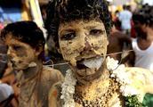 印度中毒事件,盘点印度那些神秘的宗教仪式