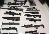 抓获9名犯罪嫌疑人,缴获枪支13支,江西新余刑警打掉一制枪犯罪团伙!