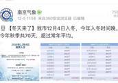 周末暴雪?刚刚,南京气象最新回应!