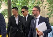 高云翔申请女受害人出庭遭拒,董璇复出拍新剧