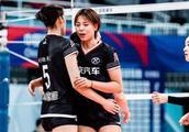 曾春蕾!女排联赛第五轮3:2胜上海精彩小集!老将不易,请多鼓励