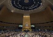 联合国一决定改变中国地位,日本对此很不满,可惜抗议无效