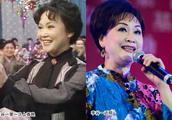 他们第一次上春晚 赵忠祥41岁 李谷一39岁 姜昆33岁 而她如今92岁