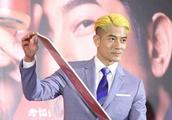"""郭富城发型""""菠萝色""""?貌似天王没有不敢染的颜色,快来感受下"""