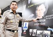 美国毒贩25年冒用他人姓名 藏身泰国多年后落网