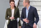 凯特王妃穿阔腿裤现身,配绿色上衣意外和谐,展现优雅的气质!