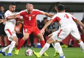 亚洲杯第三轮比赛约旦0:0巴勒斯坦,约旦以小组第一的身份出线