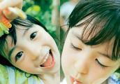 """本以为田亮女儿长大后够漂亮,看到夏克立女儿才懂""""女大十大变"""""""