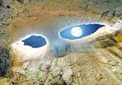 地球上最神秘的洞穴,有一双巨大的眼睛,形成原因至今无人知晓!