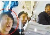 女子列车霸座被刑拘 网友一致拍手叫好