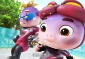 猪猪侠:天行队释放绝招了!他们不出手就能让猪猪侠和超人强出界