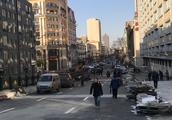 哈尔滨,封闭半年的地段街南口要通车了