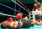 就差两拳,布鲁诺险些KO泰森成为第一个爆出历史冷门的人
