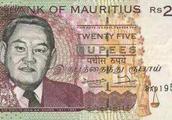 印度洋岛国毛里求斯的货币上,为何印中国人的头像?