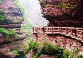 皇帝曾在此习御龙飞云之术,与美国大峡谷国家公园结为姐妹公园